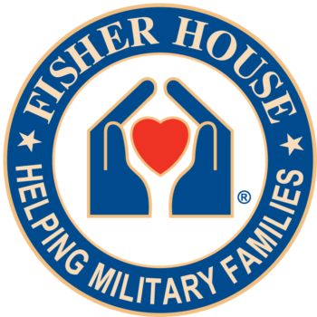 Fischer House Logo- Helping Military Families